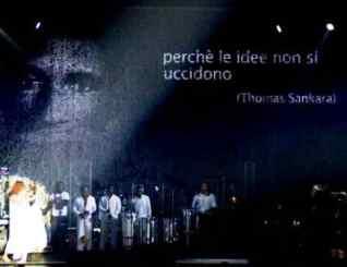Fiorella Mannoia concerto a Napoli del 26 marzo. Foto di Paola Amato