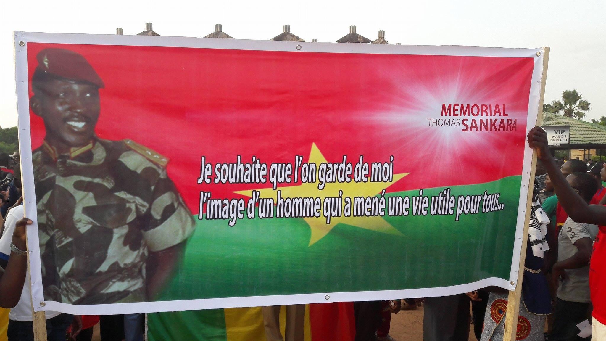 Mémorial Thomas Sankara L Initiative Est Officiellement