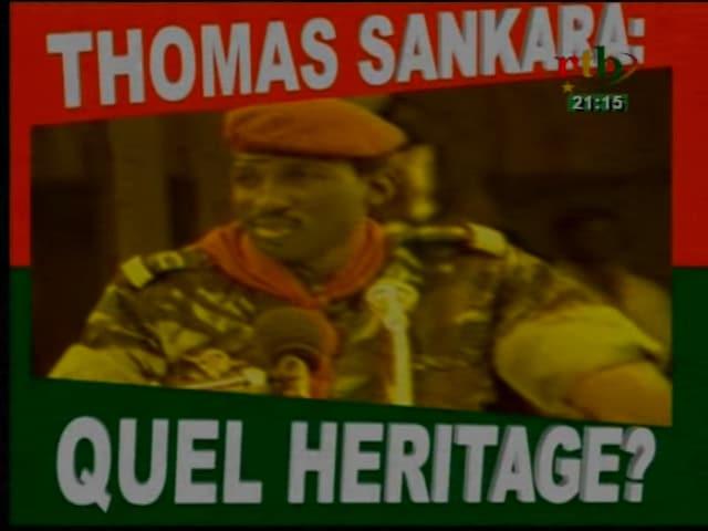 émission RTB Sankara quel héritage