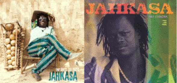 Photo des albums de Jahkasa