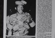 Afrique Asie N°320 avril 1984