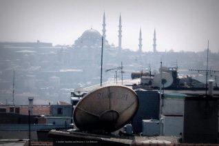Türkei, Türkiye | Satelliten und Minarette © Tom Rübenach