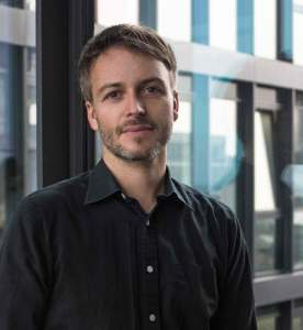 Foto von Dr. Sebastian Bischoff von der Universität Paderborn