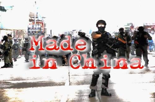 China | Die Schwäche der Demokratien - Photo © USP Hongkong