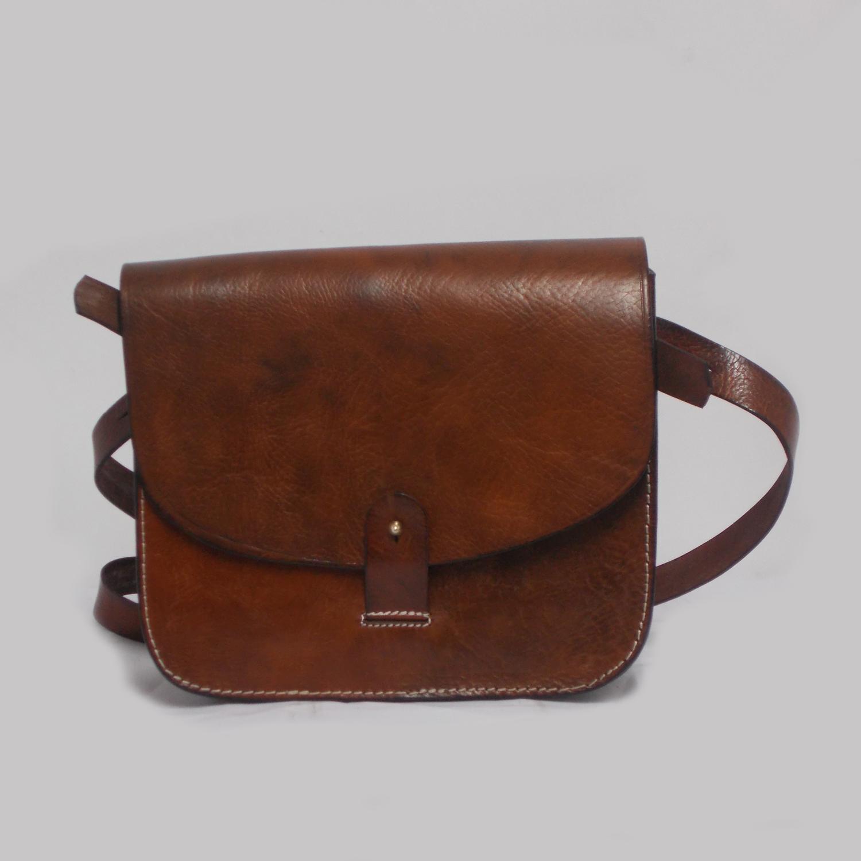 Shoulder bag Thomassi 2020 Handmade Leather