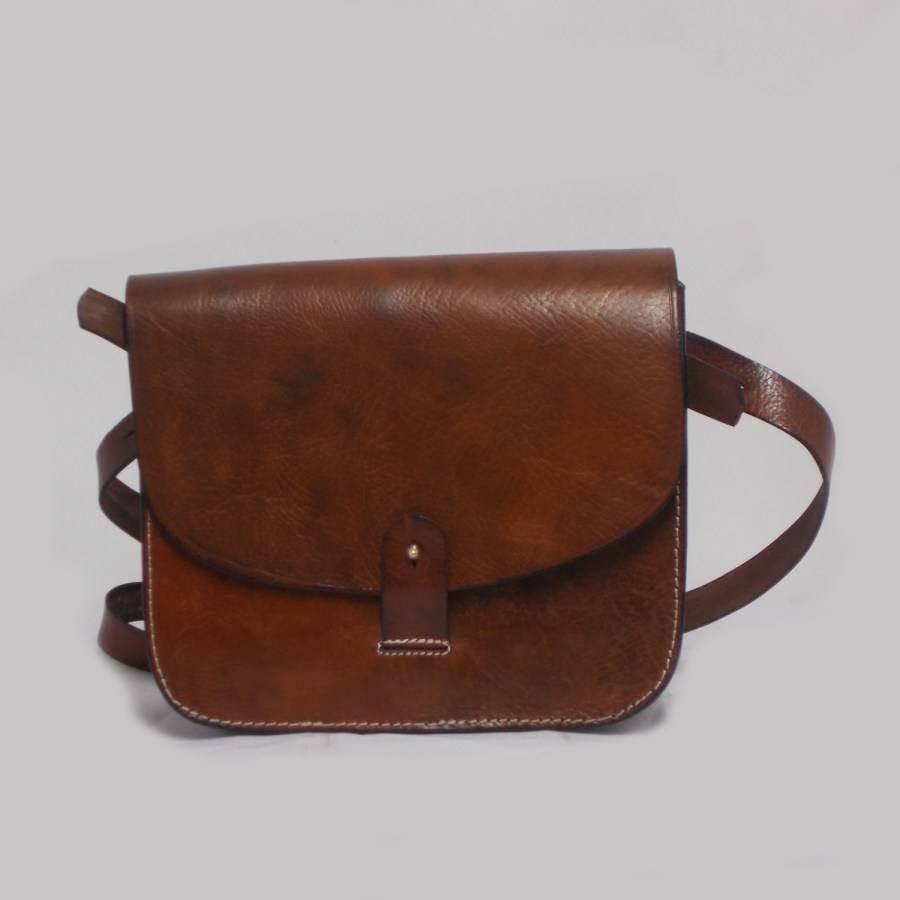 Shoulder bag Thomassi 2020 Handmade Leather