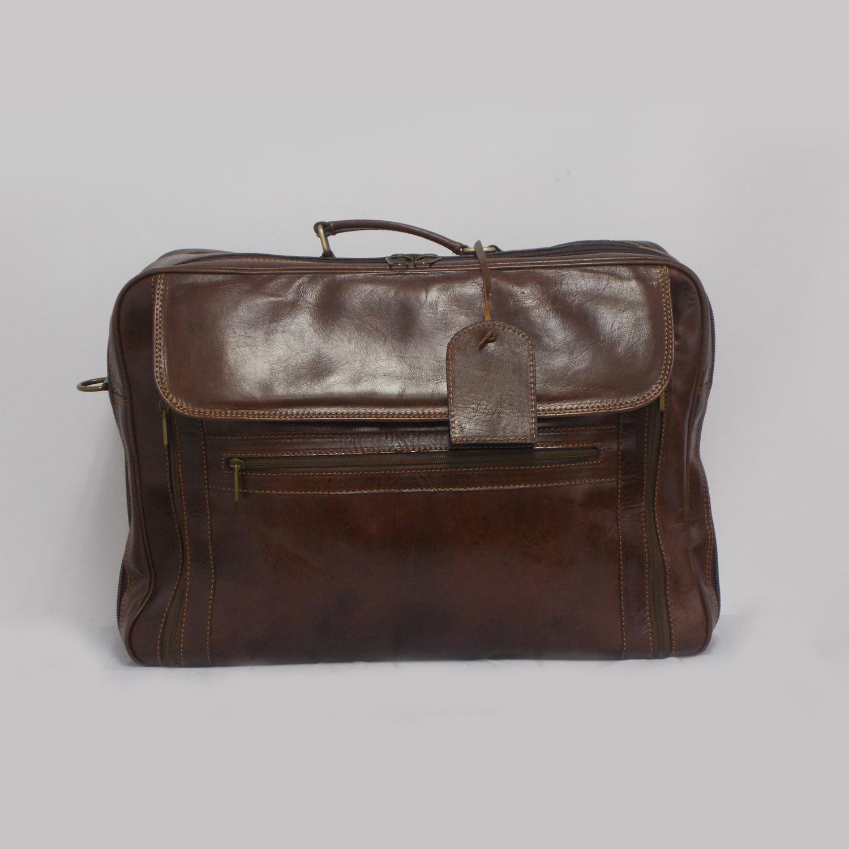 Travel Bag Thomassi 2020 Handmade Leather