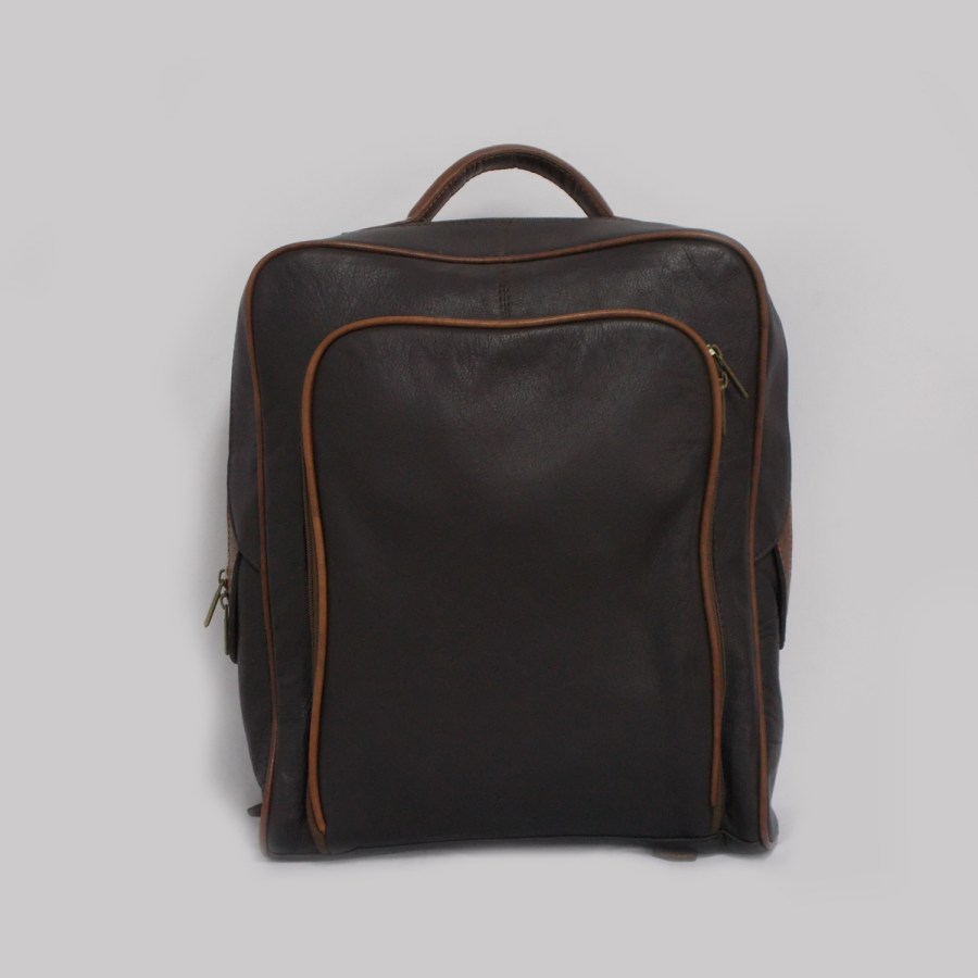 Leather Backpack for Laptop Thomassi 2020 Handmade