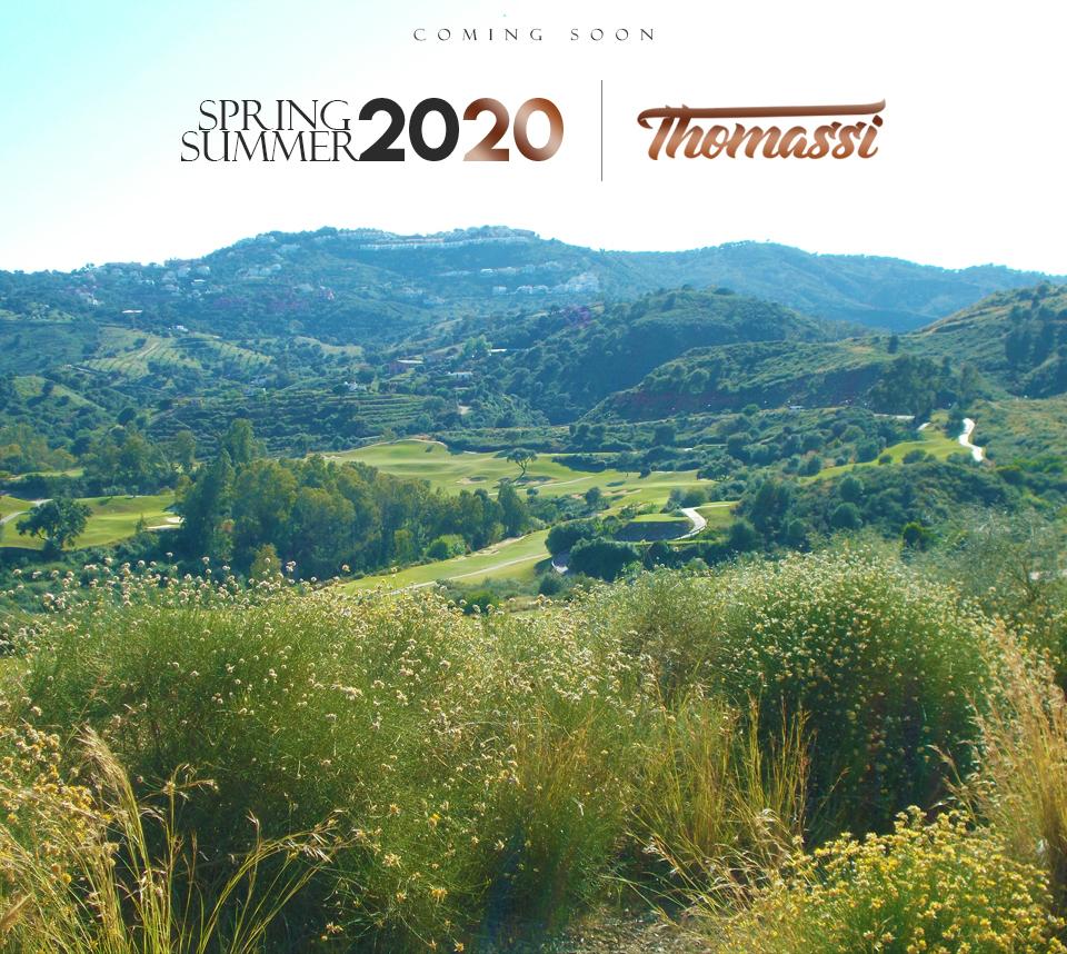 Spring Summer 2020 Banner Thomassi