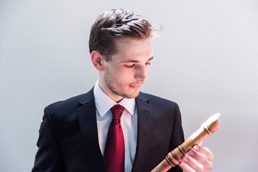 Thomas Triesschijn Inspiring Bach