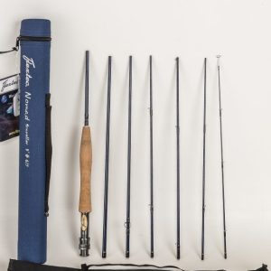 Flextec Nomad Traveller 9' #6/7 7 piece fly rod with tube