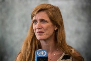 Samantha Power Arrives At United Nations For First Time As US Ambassador