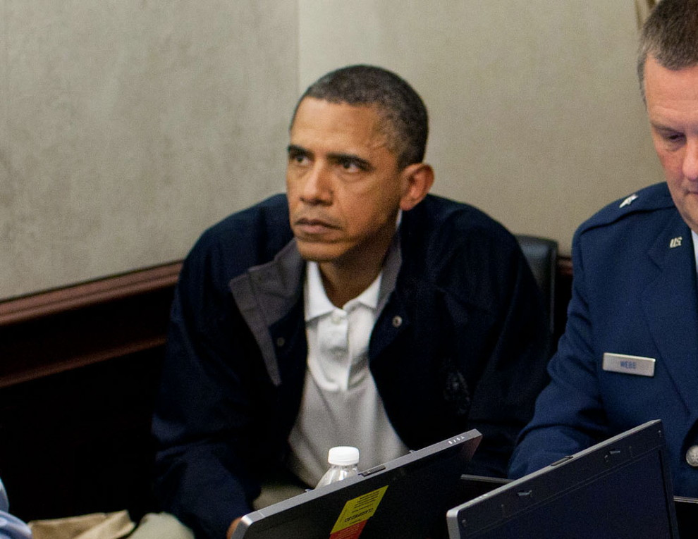 Who Really Ordered Delta Force Into Syria Obama Bin Laden Raid