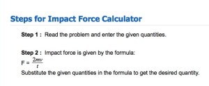 impact_force