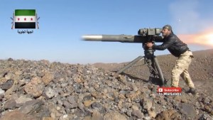 Syrian_rebel_TOW_missile