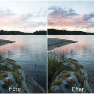 Förbättringar och effekter med övertoningsfiltret