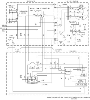 Payphone Wiring Diagram  Wiring Diagram Pictures