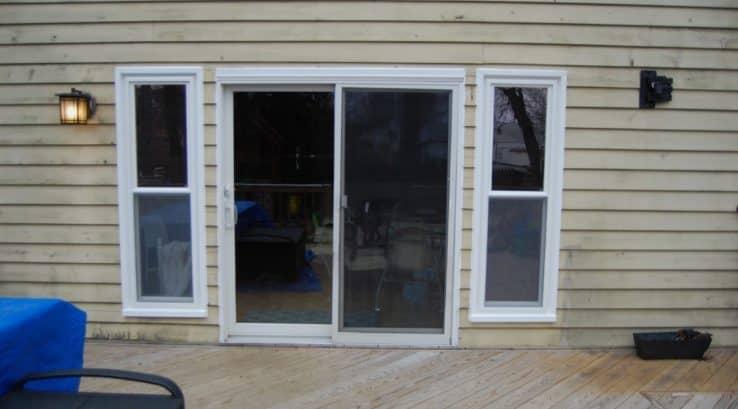 sliding glass door pricing thompson creek