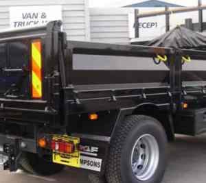 Tailgate & Dropside Fittings