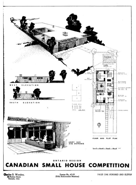 CMHC: 1947-57