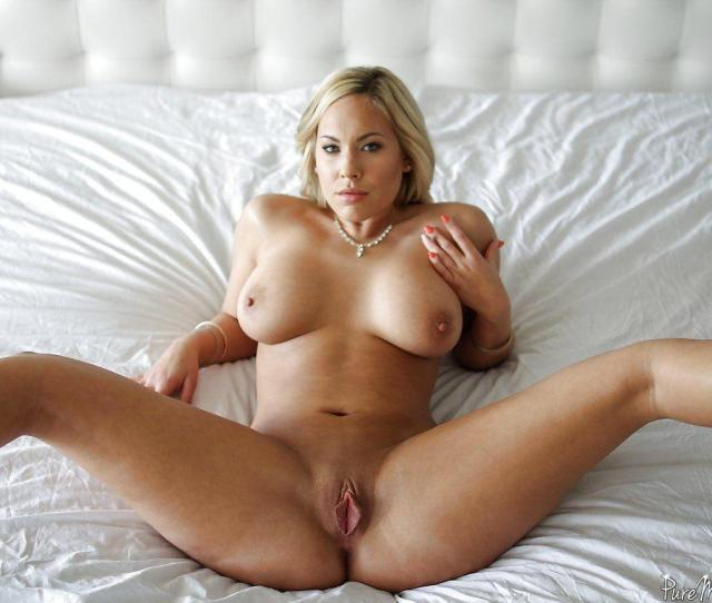Best Of Blonde Pussy Pics Busty