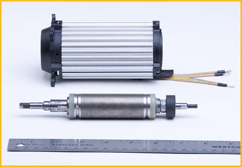Thor Power Trezium Electric Motor System ~ Grismir Motor