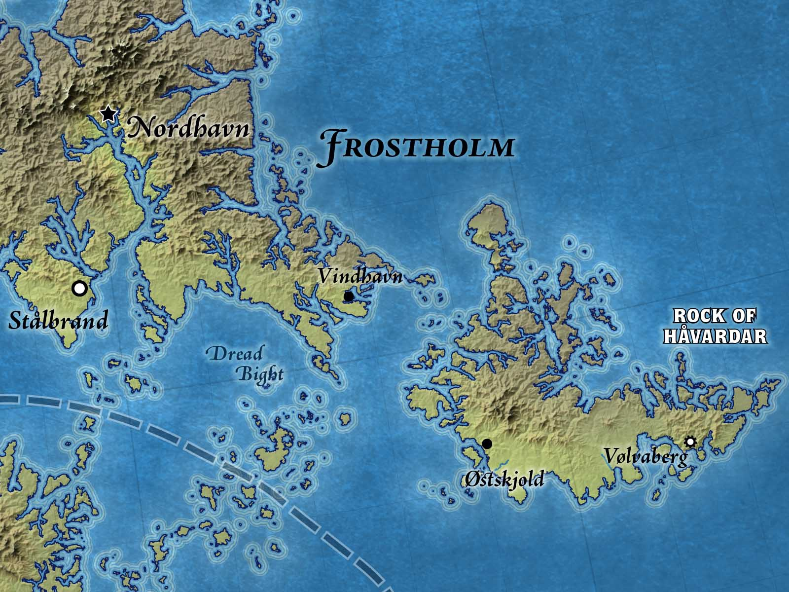 Nordheim Topographical Map (Patreon)