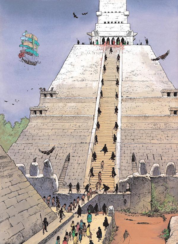Thorgal – La cité du dieu perdu : 40 ans de mythe ! | Nouvellesduglobe