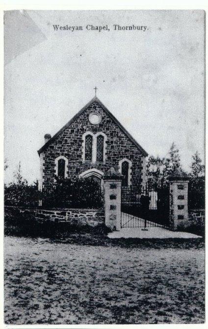 Woodacott chapel