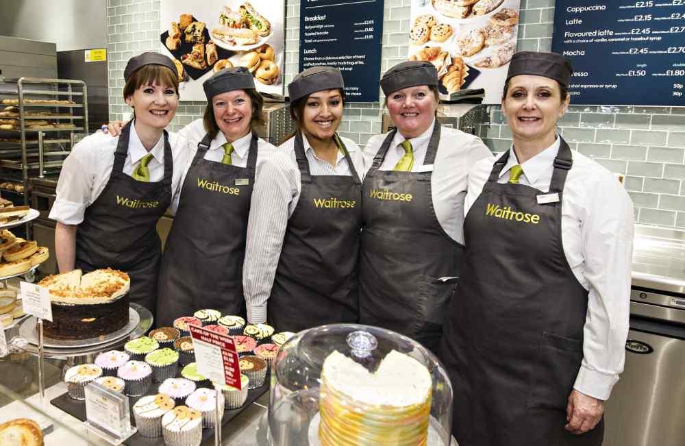 New Waitrose Opens In Uttoxeter Staffordshire Jon Thorne