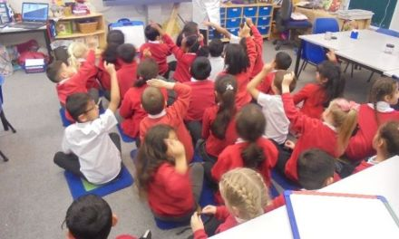 Superheroes – Y1 and Y2