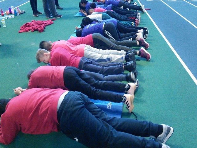 Y6 activity day at the EIS