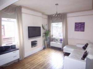 Manchester Road Living Room