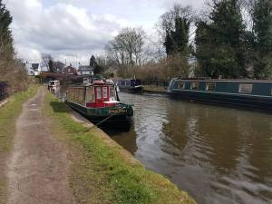 Dayboat hire Bridgewater canal Warrington Cheshire