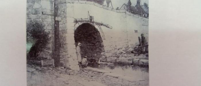 Old London Bridge by thorn Marine Stockton heath