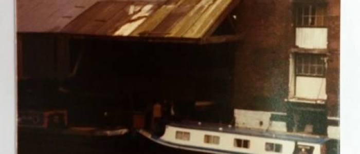 Stockton quays warehouse thorn marine