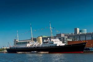 Britannia Royal Yacht Leith