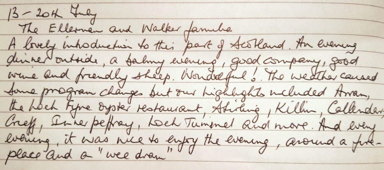 Thorntree Barn Guest comment