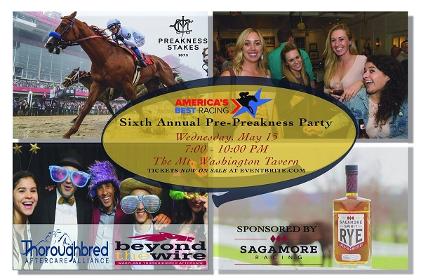 Pre-Preakness Party silent auction