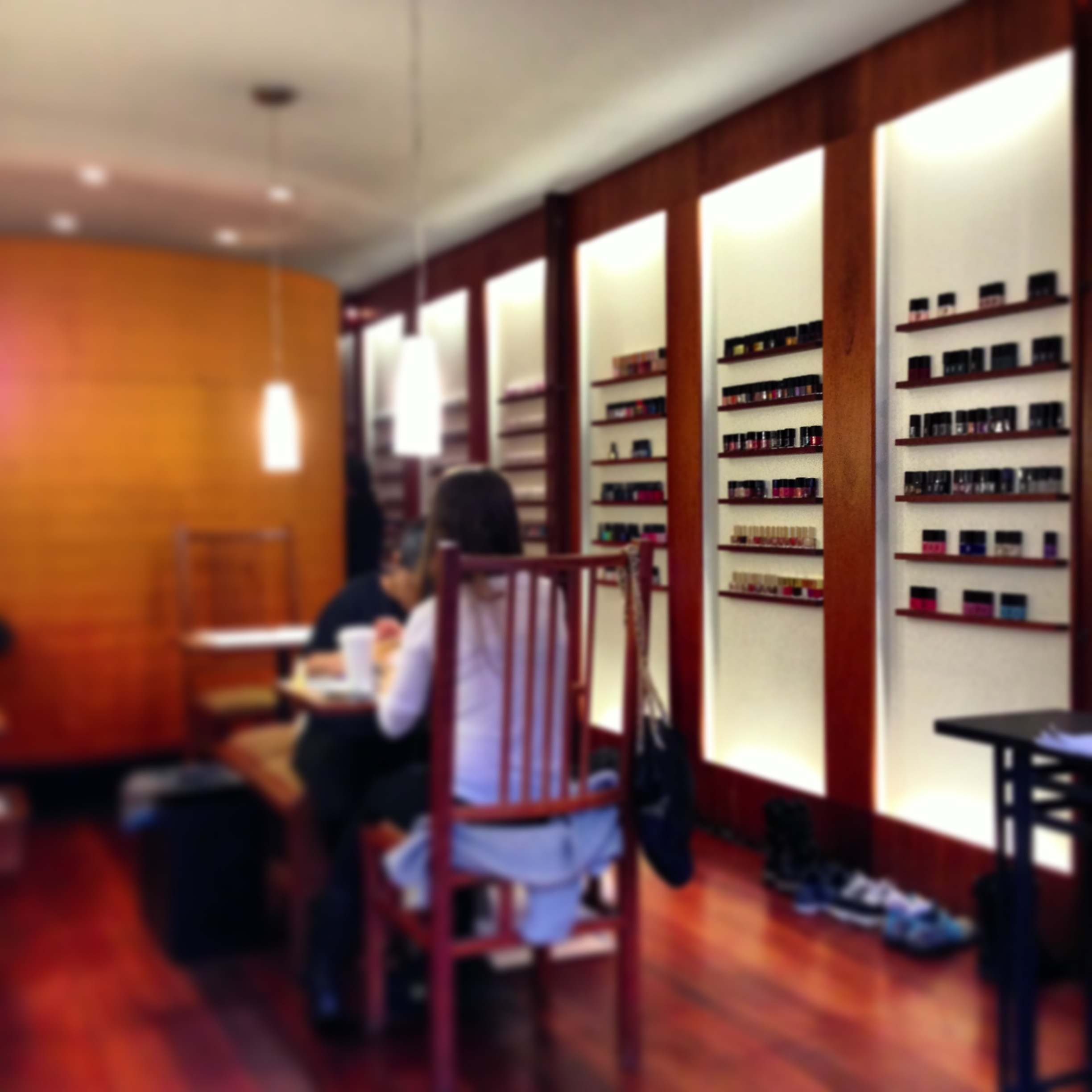 Renowned As One Of Nyc S Best Nail Salons