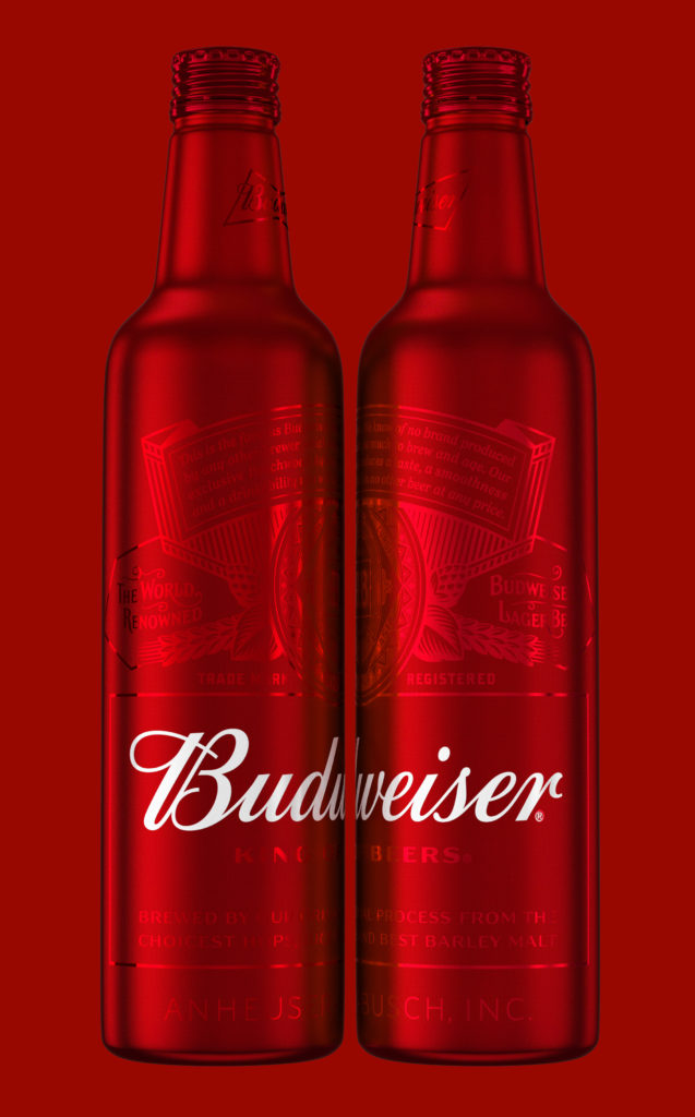 New Bud Light Cans