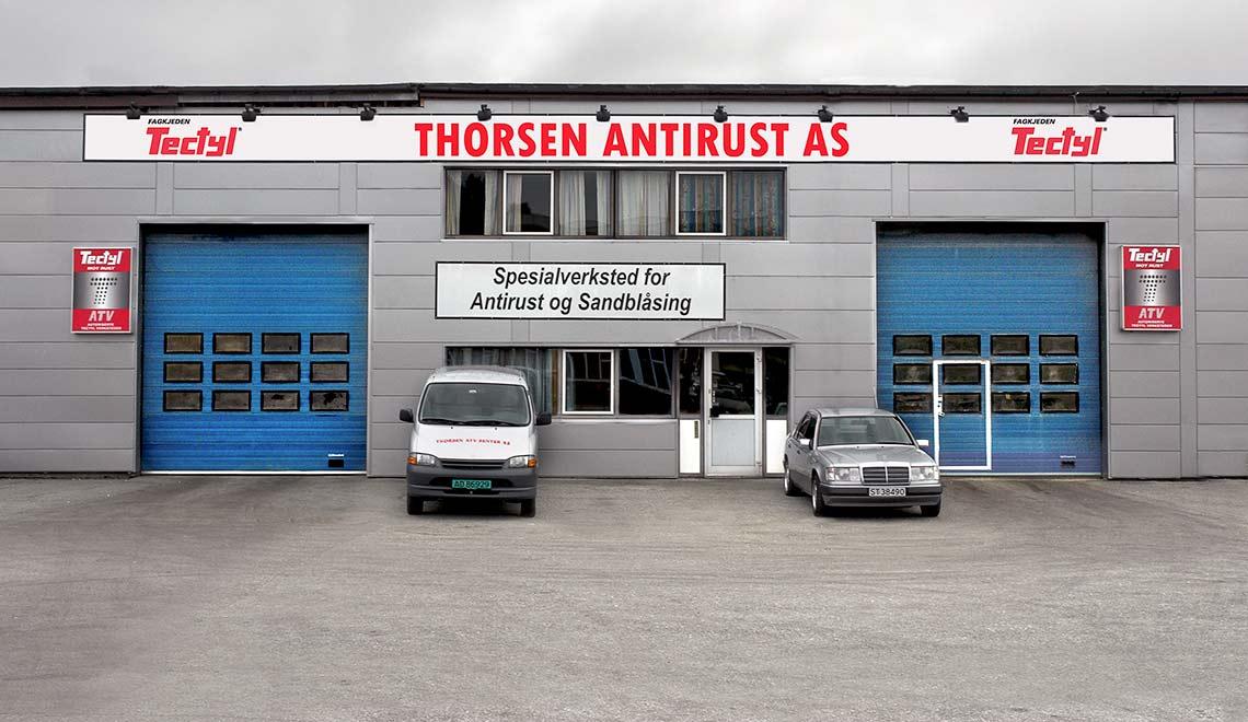 Fasade Thorsen Antirust