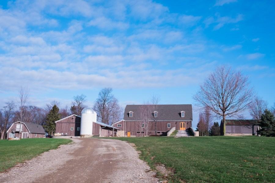 ann arbor wedding photographer barn - ld --002