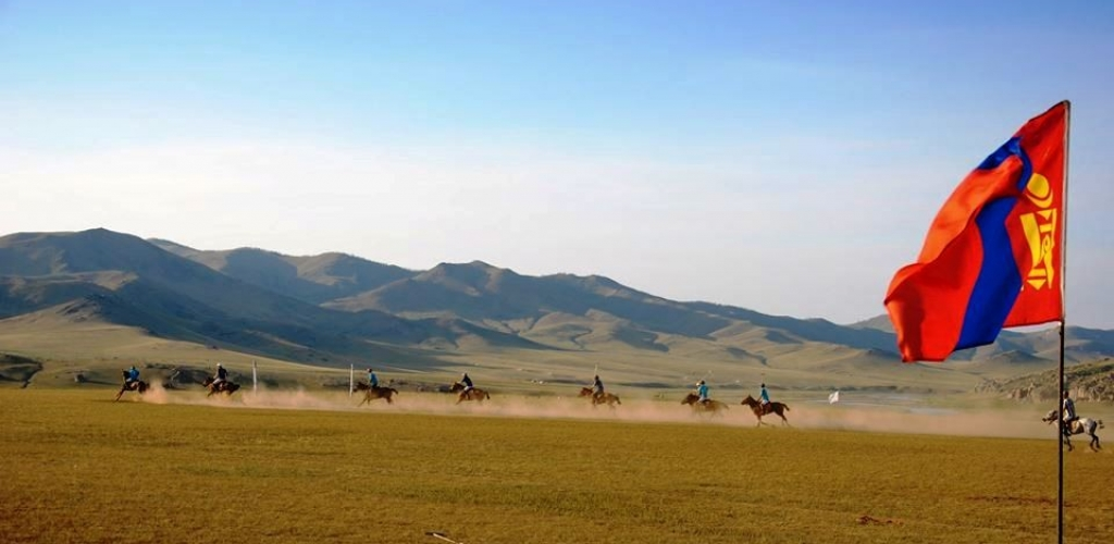 Polo experience in Mongolia