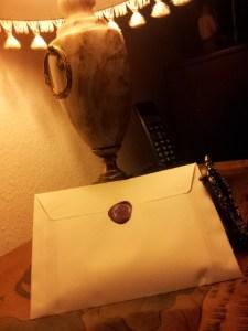 Thorya letter