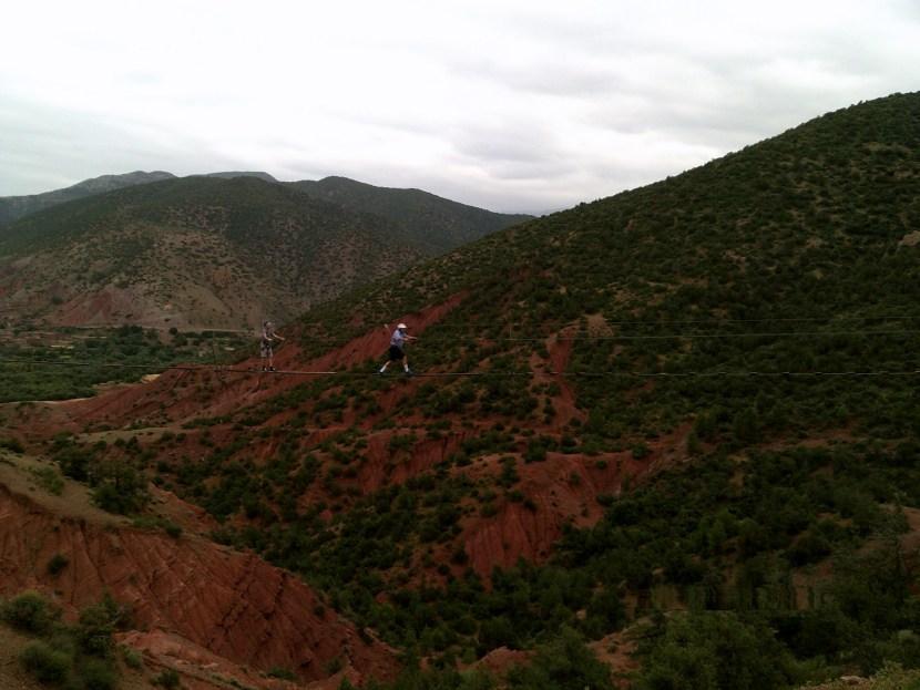Morocco Gorge walking
