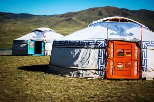 Mongolia Tent experience