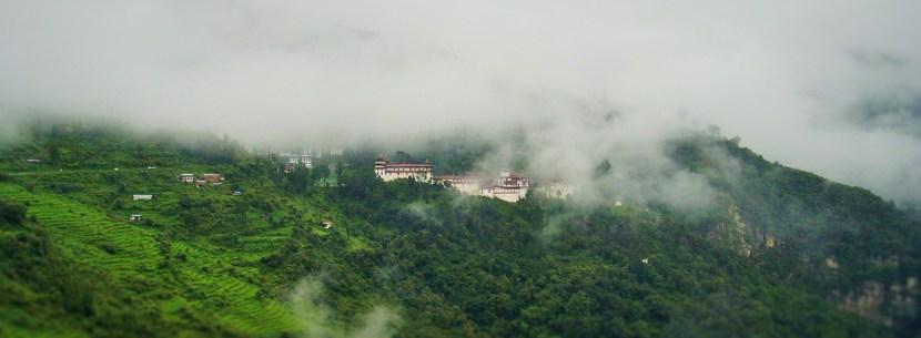 Trongsa mist