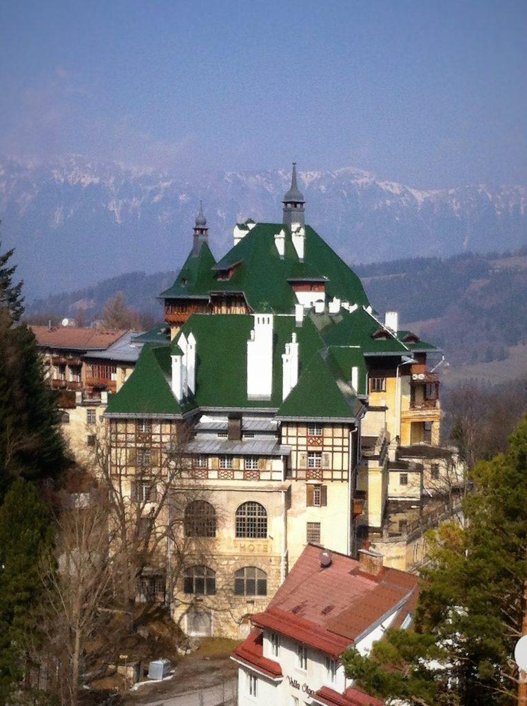Sudbahn Hotel Austria
