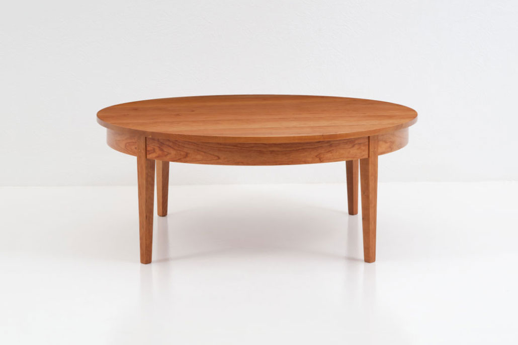 Round Ring Coffee Table Thos Moser